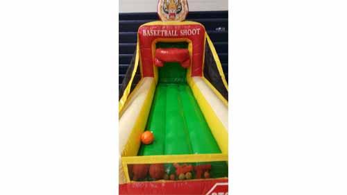 Carnival Game Basketball